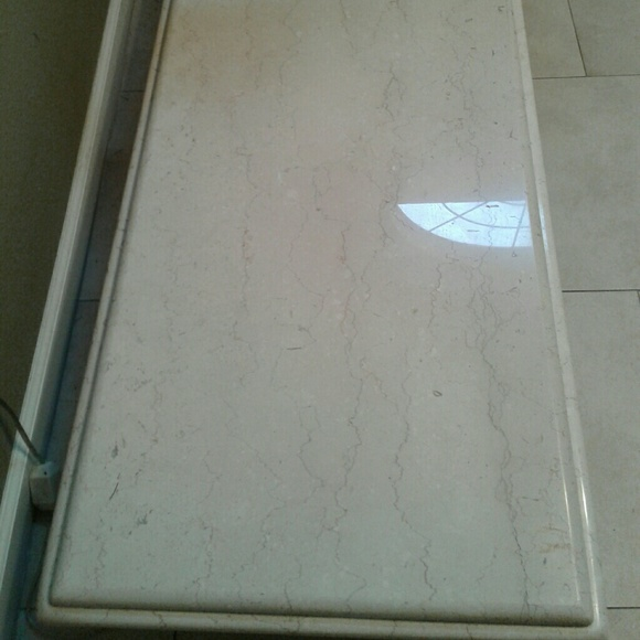 Marble Slab Table Top.